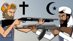 Kẻ Ngoại Đạo Nhìn Thiên Chúa Giáo Và Hồi Giáo: Giống Nhau